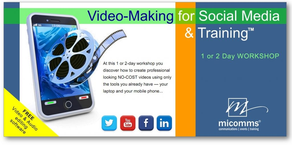 Download Your FREE Guide To Video-Making Training